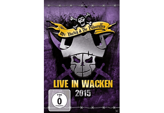 Mr.Hurley & Die Pulveraffen - Live In Wacken 2015 - (DVD)