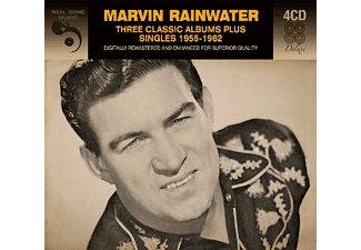 Marvin Rainwater - 3 Classic Albums Plus - (CD)