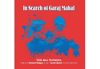Ccm Jazz Orchestra - In Search Of Garaj Mahal - (CD)