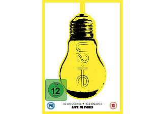 U2 - iNNOCENCE + eXPERIENCE Live in Paris - (DVD)
