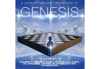 VARIOUS - A Journey Through The Universe Of Genesis - (CD)