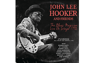 John Lee Hooker And Friends - The Blues Magician Live On Stage 1992 - The Blues Magician Live On Stage 1992 [CD]