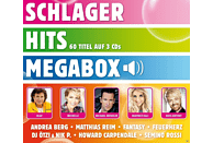 VARIOUS - Schlager Hits Megabox [CD]