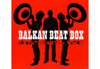 Balkan Beat Box - Nu-Made - (CD)