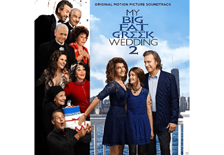 VARIOUS - My Big Fat Greek Wedding 2 - (CD)