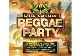 VARIOUS - Reggae Party-Latest & Greatest - (CD)