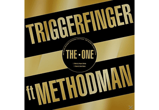 Triggerfinger, Method Man - The One - (Vinyl)