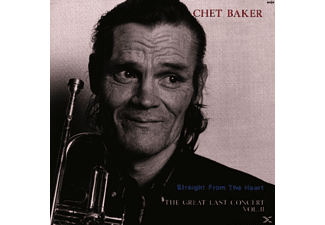 Chet Baker - Straight From The Heart - (CD)