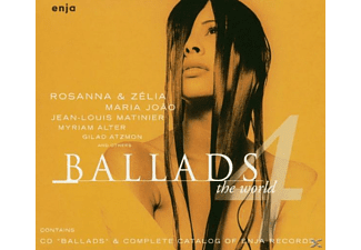 VARIOUS - Ballads 4 The World - (CD)