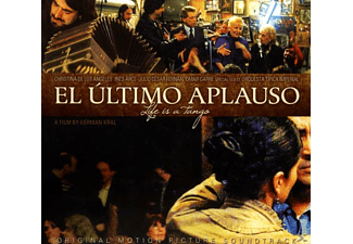 Orquesta Tipica Imperial - El Ultimo Aplauso - (CD)