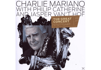 Catherine, Philip / Mariano, Charlie / Van't Hof, Jasper - The Great Concert - (CD)