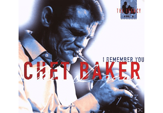 Chet Baker - Legacy Vol.2-I Remember You - (CD)