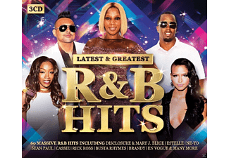 VARIOUS - R&B Hits-Latest & Greatest [CD]