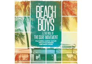The Beach Boys - Beach Boys & The Rise Of The Surf Movement [CD]