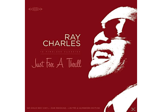 Ray Charles Just For A Thrill-Ltd- (LP) Jazz/Blues Vinyl
