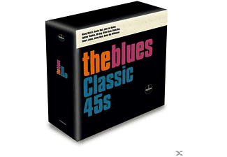 VARIOUS - The Blues-Classics 45s - (Vinyl)