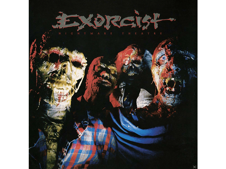 Exorcist - Nightmare Theatre [CD]