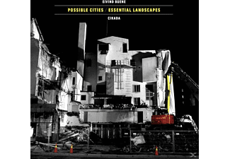Cikada Ensemble - Possible Cities/Essential Landscapes - (Blu-ray Audio)
