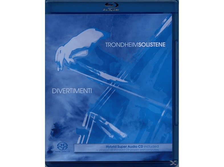 Trondheimsolistene - DIVERTIMENTI [Blu-ray Audio]