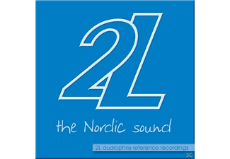 VARIOUS - 2l-The Nordic Sound - (Blu-ray Audio)