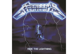 Metallica - Ride The Lightning (Remastered 2016) CD
