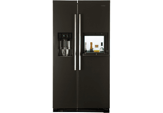 haier frigo am ricain a hrf628an6 frigo am ricain. Black Bedroom Furniture Sets. Home Design Ideas