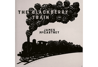 James Mccartney - The Blackberry Train - (CD)