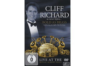 Cliff Richard - Bold As Brass-Live At The Royal Albert Hall [DVD]