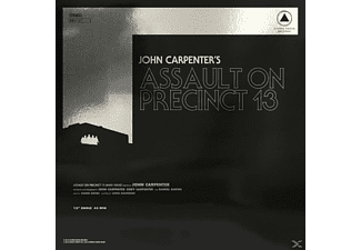 John Carpenter - Assault On Precinct 13/The Fog - (Vinyl)
