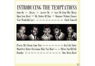The Temptations - Introducing The Tempations - (CD)