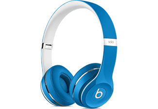 BEATS ML9F2ZE/A Solo2 On-Ear Headphones (Luxe Edition) - Blue