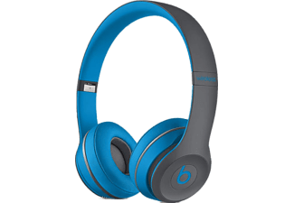 BEATS MKQ32ZE/A Solo2 Wireless Headphones, Active Collection - Flash Blue