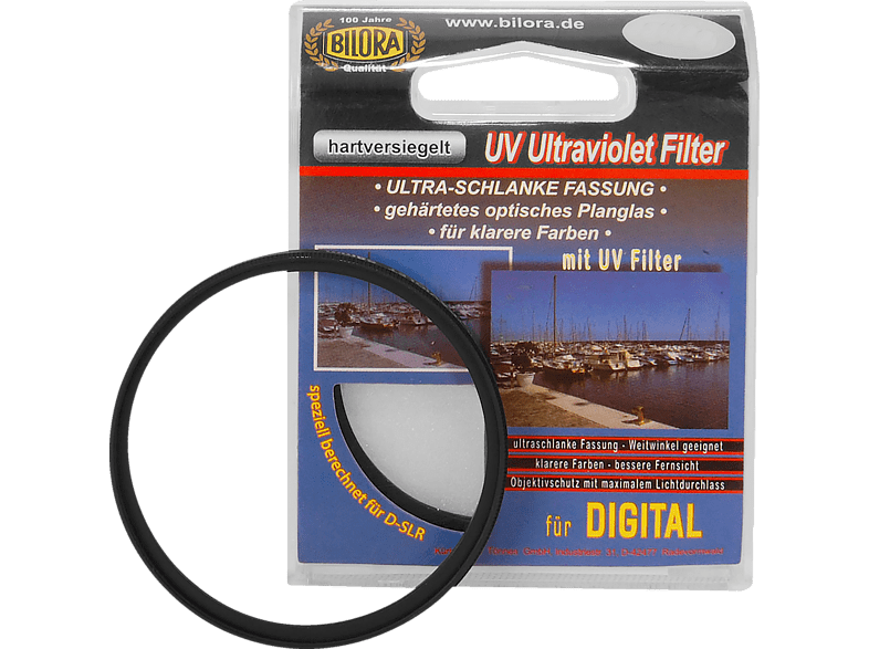 BILORA 7010-55 UV-Filter 55 mm