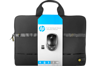 "HP Notebook Tasche + Maus 15.6"" Wireless Essentials Kit (N3U50AA)"
