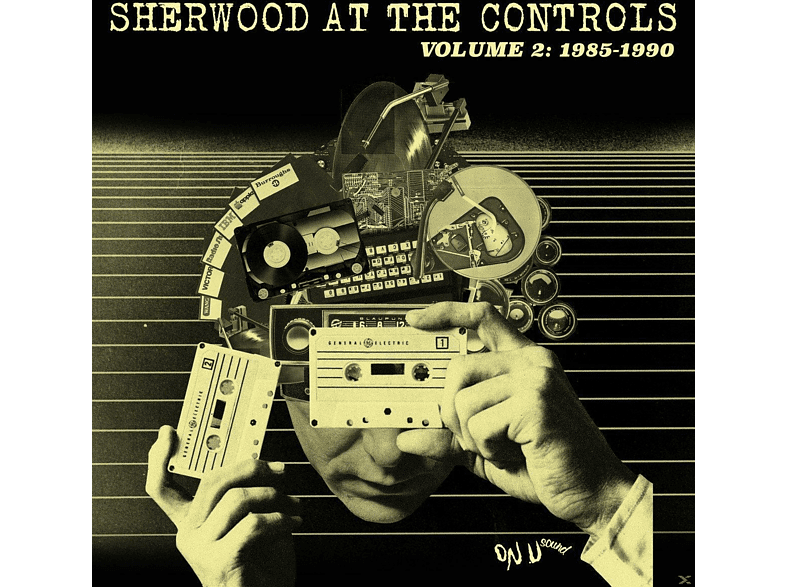 Adrian Sherwood - Sherwood At The Controls Vol.2: 1985-1990/2LP+MP3  [LP + Download]