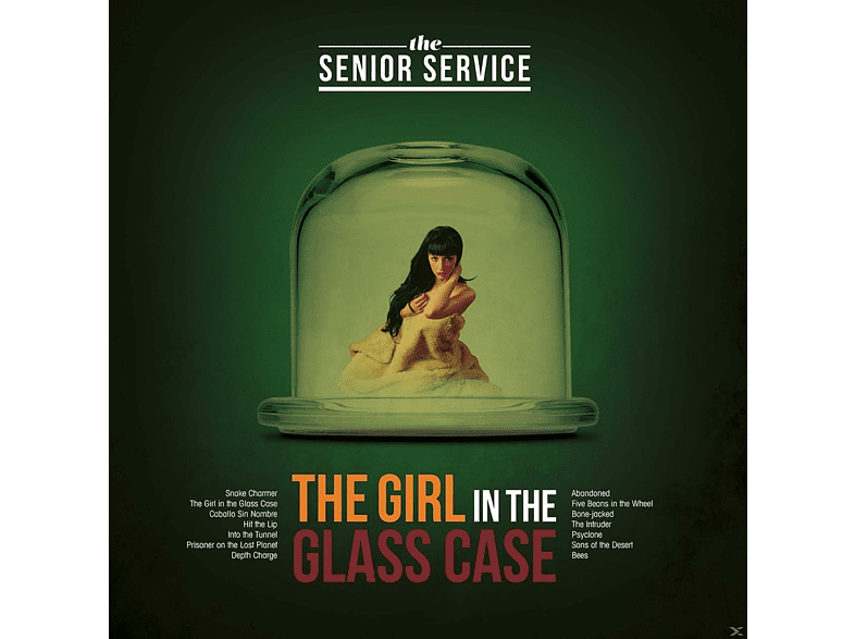 Senior Service - The Girls In The Glass Case [CD]