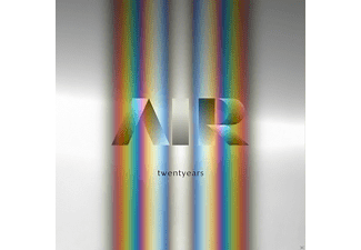 Air - Twentyears - (LP + Bonus-CD)