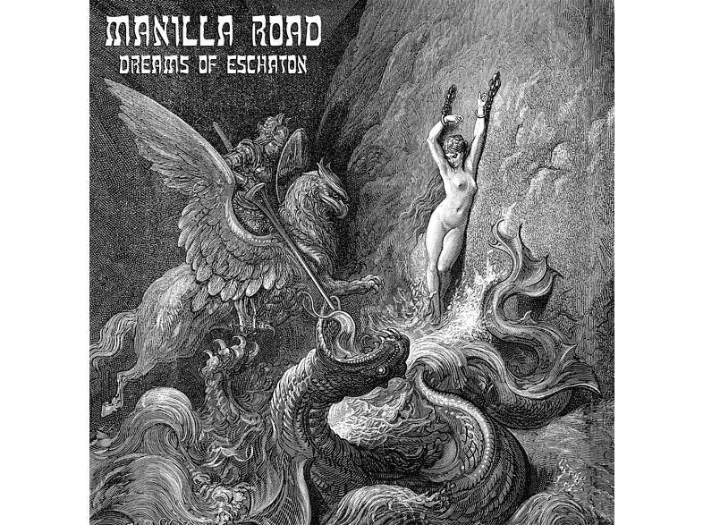 Manilla Road - Dreams Of Eschaton (Double CD) [CD]
