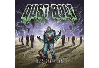 Dust Bolt - Mass Confusion - (CD)