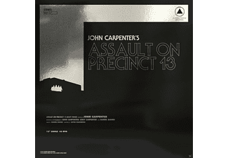 John Carpenter - Assault On Precinct 13/The Fog (P - (Vinyl)