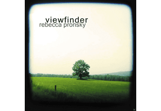 Rebecca Pronsky - Viewfinder - (CD)