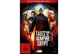 Tales from the Vampire Crypt - 9 Filme - über 13 Stunden Vampire - (DVD)