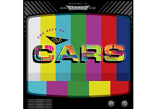 The Cars - Moving in Stereo - The Best of the Cars (CD)
