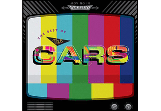 The Cars - Moving in Stereo - The Best of the Cars (Vinyl LP (nagylemez))