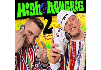 Gzuz & Bonez Mc - High & Hungrig 2 - (CD)