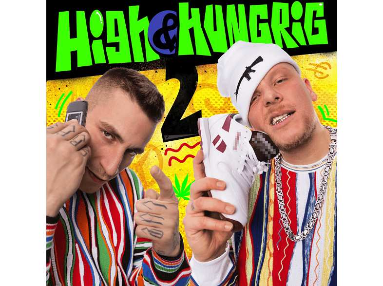 Gzuz & Bonez Mc - High & Hungrig 2 [CD]