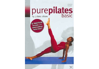 Pure Pilates Basic - (DVD)