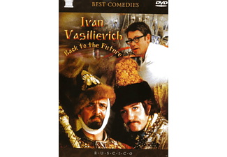 Ivan Vasilievich - Back To The Future - (DVD + Video Album)