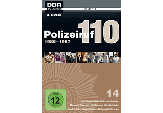 Polizeiruf 110 - Box 14: 1986-1987 - (DVD)