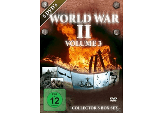 World War II Vol.3 [DVD]